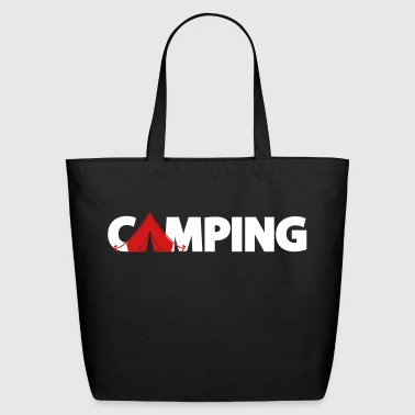 camping - Eco-Friendly Cotton Tote