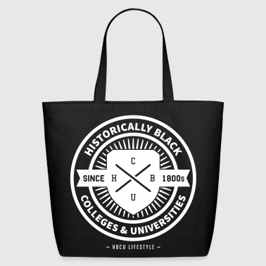 Historical Historically Black - Eco-Friendly Cotton Tote
