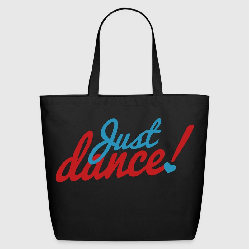 Just Dance! - Eco-Friendly Cotton Tote