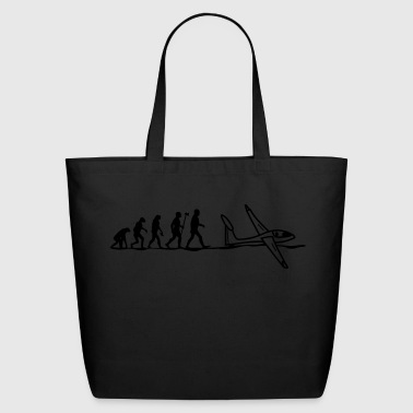 evolution glider pilot - Eco-Friendly Cotton Tote