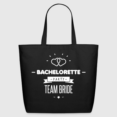 Bride Team bride - Eco-Friendly Cotton Tote