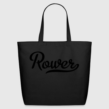 rowing - Eco-Friendly Cotton Tote
