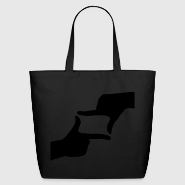 Finger - Fingers - Eco-Friendly Cotton Tote