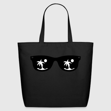 sunglasses - Eco-Friendly Cotton Tote