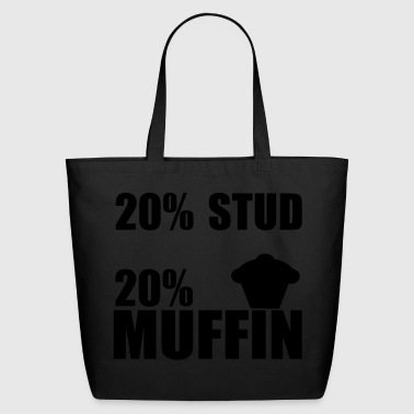 Muffin stud muffin - Eco-Friendly Cotton Tote