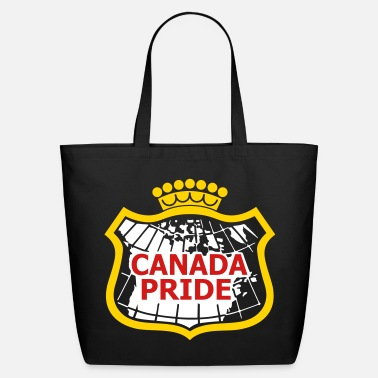 Canada Pride - Eco-Friendly Cotton Tote