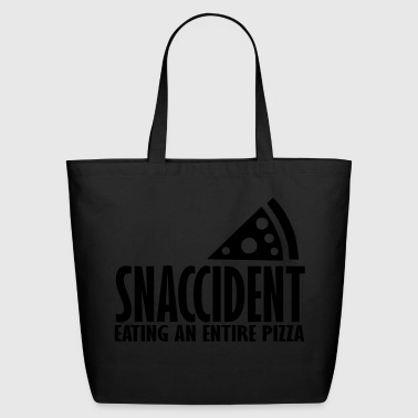 pizza snack - Eco-Friendly Cotton Tote