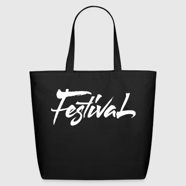 Festival - Eco-Friendly Cotton Tote