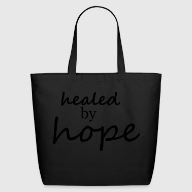 Healed by hope - Eco-Friendly Cotton Tote