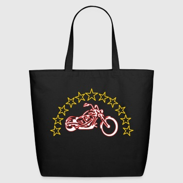 Chopper - Eco-Friendly Cotton Tote