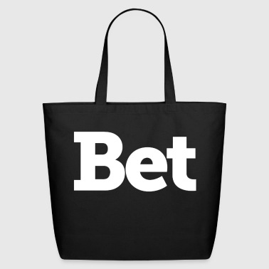 Bet on me - Eco-Friendly Cotton Tote