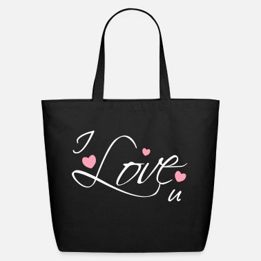 I Love i love - Eco-Friendly Cotton Tote
