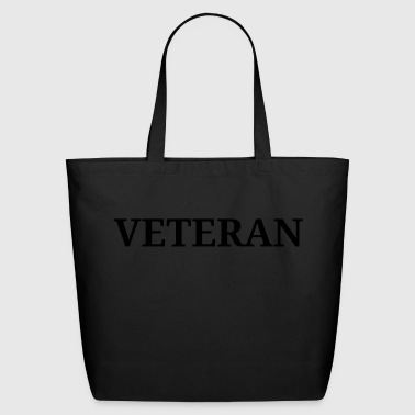 Veteran - Eco-Friendly Cotton Tote