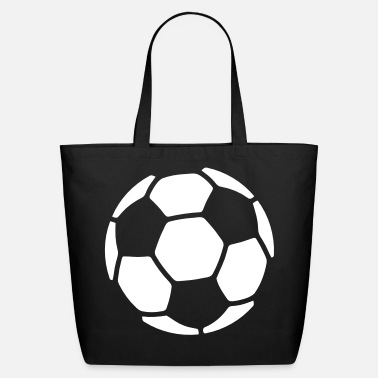 Soccer Ball SOCCER BALL - Eco-Friendly Cotton Tote