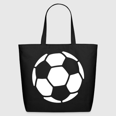 SOCCER BALL - Eco-Friendly Cotton Tote