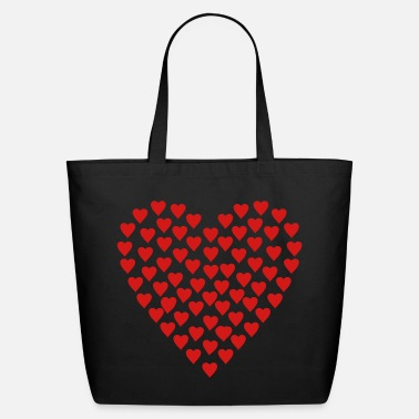Heart Heart - Eco-Friendly Cotton Tote