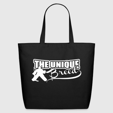 Hockey Hockey Goalie The Unique Breed - Eco-Friendly Cotton Tote