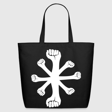fists - Eco-Friendly Cotton Tote