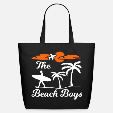 Beach The Beach - Eco-Friendly Cotton Tote