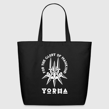 YoRHa - Eco-Friendly Cotton Tote