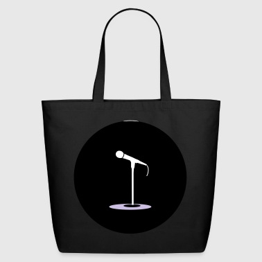 The Speaker - Eco-Friendly Cotton Tote