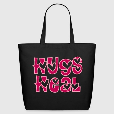 Hugs Heal - Eco-Friendly Cotton Tote