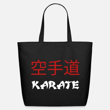 Karate Karate (V) - Eco-Friendly Cotton Tote