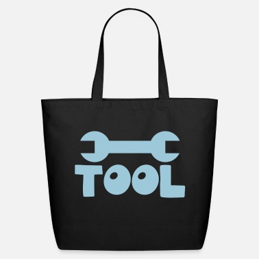 Spanner TOOL with a spanner good for a stupid mechanic?  - Eco-Friendly Tote Bag