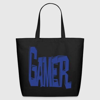 Gamer - Eco-Friendly Cotton Tote