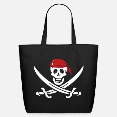Jolly Roger jolly roger - Eco-Friendly Cotton Tote