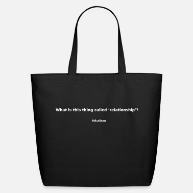 Relationship Relationships - Eco-Friendly Cotton Tote
