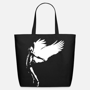 Angel angel - Eco-Friendly Cotton Tote