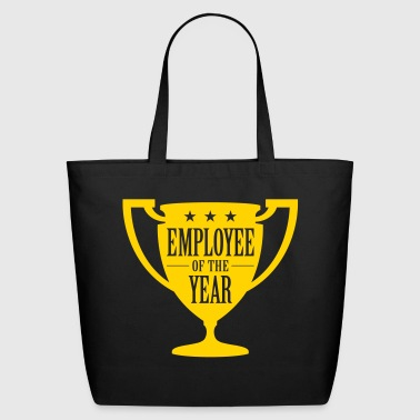 Employee Of The Year! - Eco-Friendly Cotton Tote
