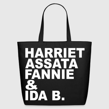 Harriet to Ida B. - Eco-Friendly Cotton Tote
