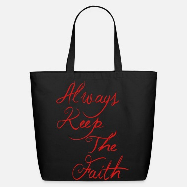 Kpop AKTF cursive - Eco-Friendly Cotton Tote