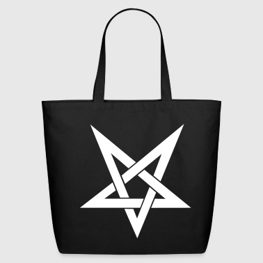 pentagram - Eco-Friendly Cotton Tote
