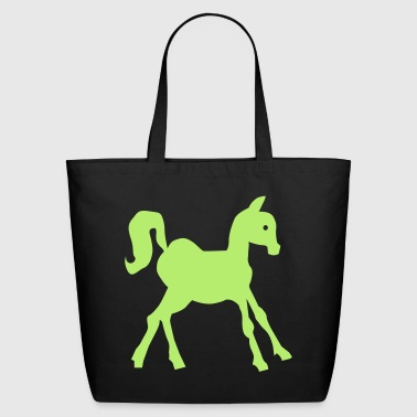 pony - Eco-Friendly Cotton Tote