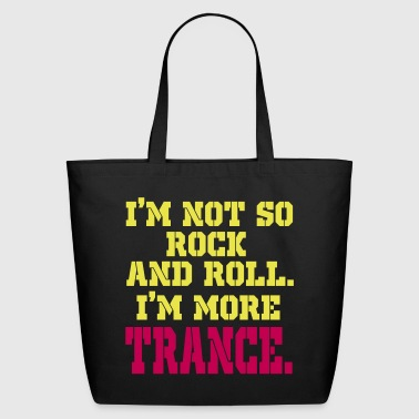 trance trance - Eco-Friendly Cotton Tote
