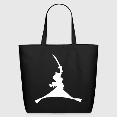Long JUMP DO IT - Eco-Friendly Cotton Tote