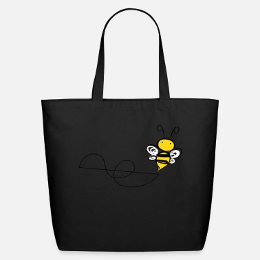Bee Bee - Eco-Friendly Cotton Tote