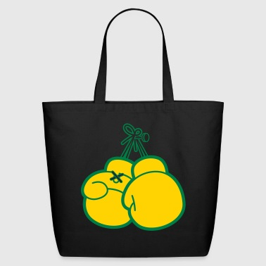 Boxing Gloves - Eco-Friendly Cotton Tote