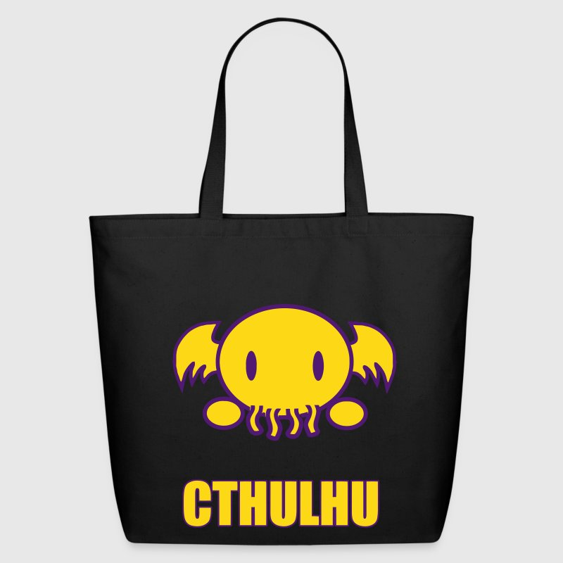 cthulhu - Eco-Friendly Cotton Tote