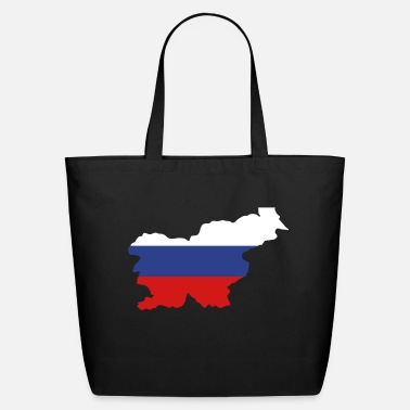 Slovenia Slovenia - Eco-Friendly Cotton Tote