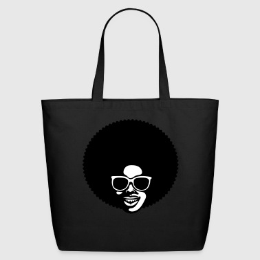 Afro - Eco-Friendly Cotton Tote