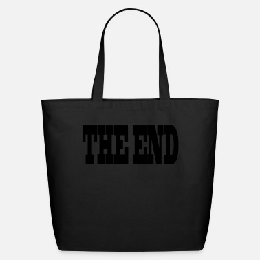 End THE END - Eco-Friendly Cotton Tote