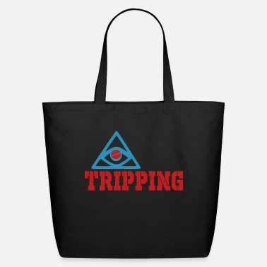 Trip tripping - Eco-Friendly Cotton Tote