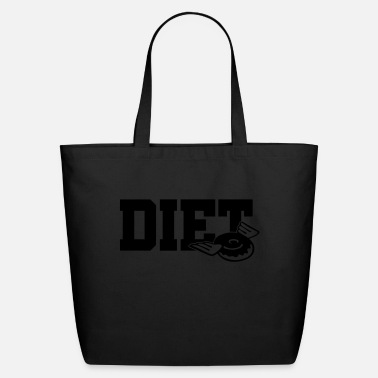 Diet Diet - Eco-Friendly Tote Bag