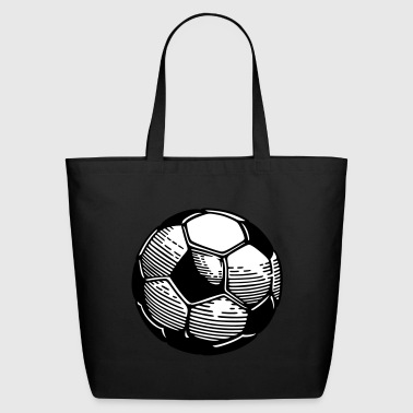 soccer - Eco-Friendly Cotton Tote