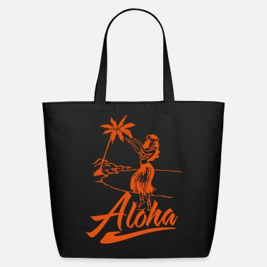 Aloha aloha - Eco-Friendly Tote Bag
