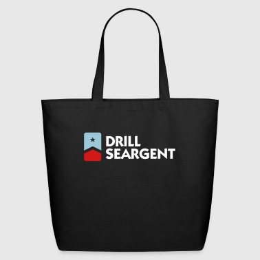 Drill Sergeant - Eco-Friendly Cotton Tote